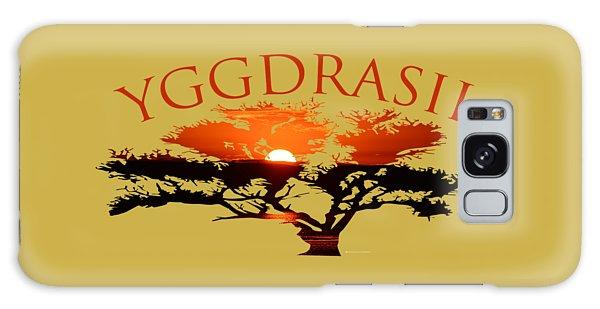 Yggdrasil- The World Tree Galaxy Case