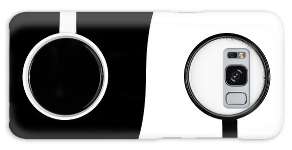 Yin And Yang Galaxy Case by Gert Lavsen