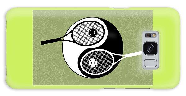 Yin Yang Tennis Galaxy Case