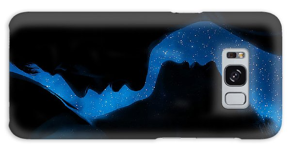 Ying-yang Galaxy Case by Sue M Swank