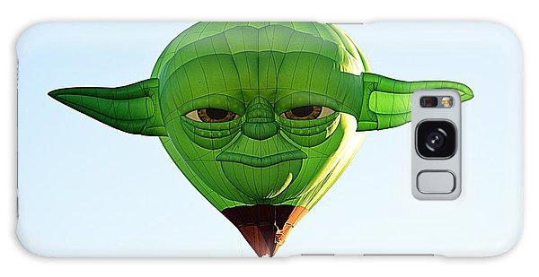 Yoda  Galaxy Case