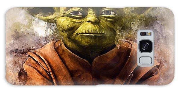 Yoda Art Galaxy Case