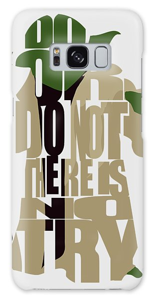 Vector Galaxy Case - Yoda - Star Wars by Inspirowl Design
