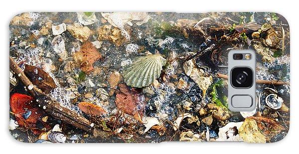 York Beach Shore Galaxy Case