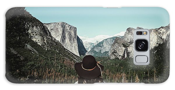 Yosemite Awe Galaxy Case