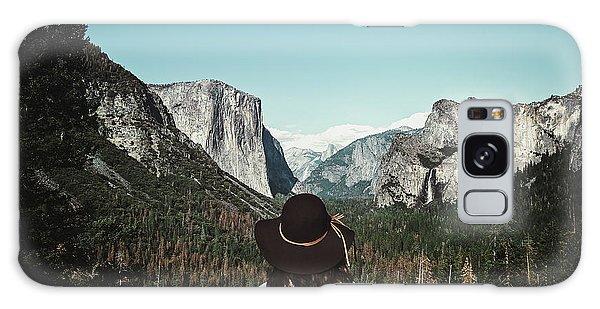 Yosemite Awe Galaxy Case