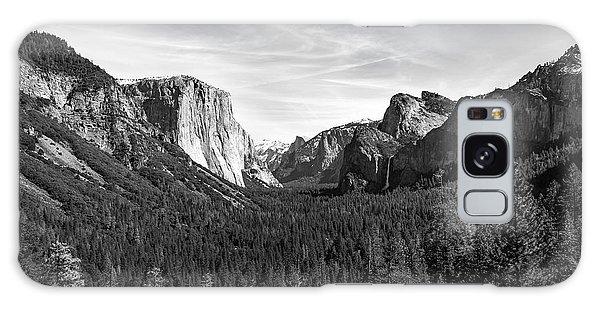 Yosemite B/w Galaxy Case