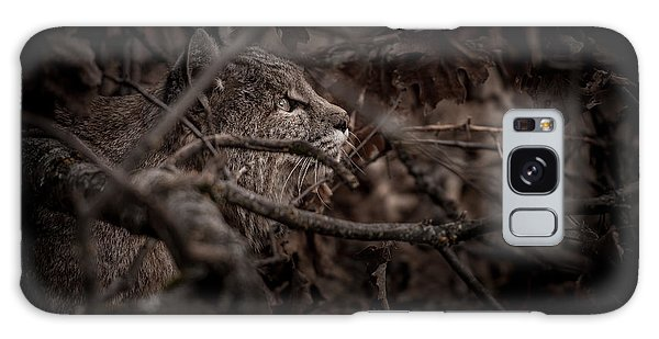Yosemite Bobcat  Galaxy Case