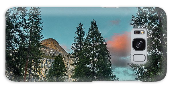 Yosemite Campside Evening Galaxy Case