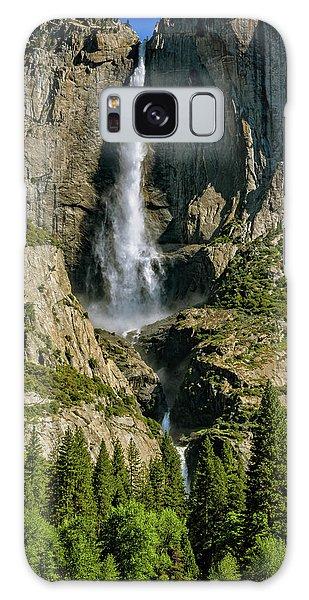 Yosemite Falls Galaxy Case