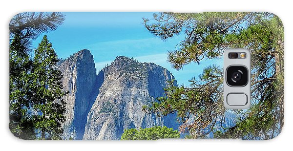 Yosemite Morning Galaxy Case