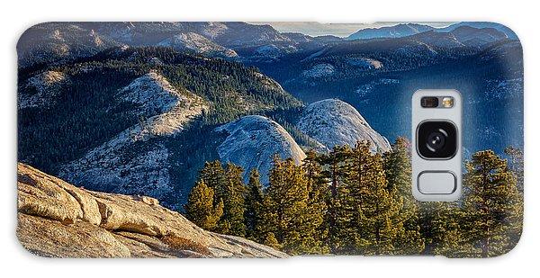Yosemite Morning Galaxy Case by Rick Berk