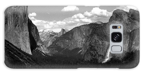 Yosemite National Park  Galaxy Case by Emanuel Tanjala