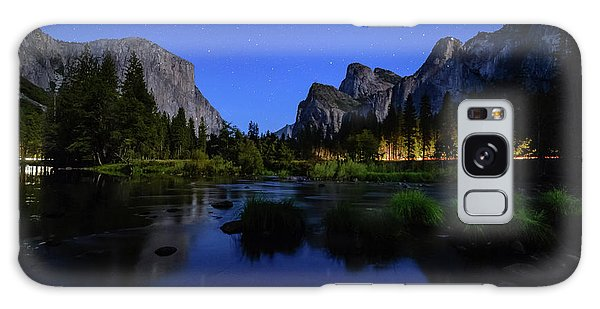 Yosemite Nights Galaxy Case