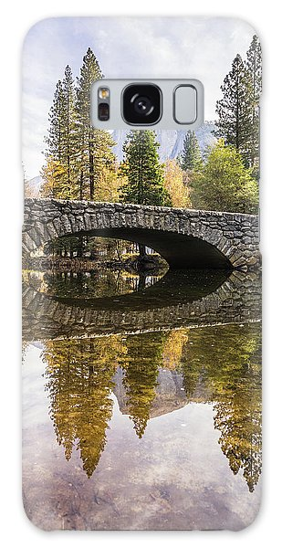 Yosemite Reflections Galaxy Case