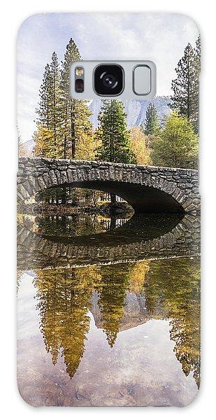 Yosemite Reflections Galaxy Case