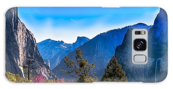 Yosemite Valley Galaxy Case