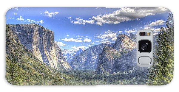 Galaxy Case - Yosemite Valley Hdr by G Wigler