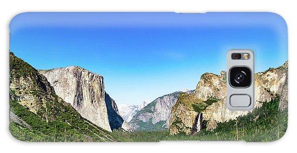 Yosemite Valley- Galaxy Case