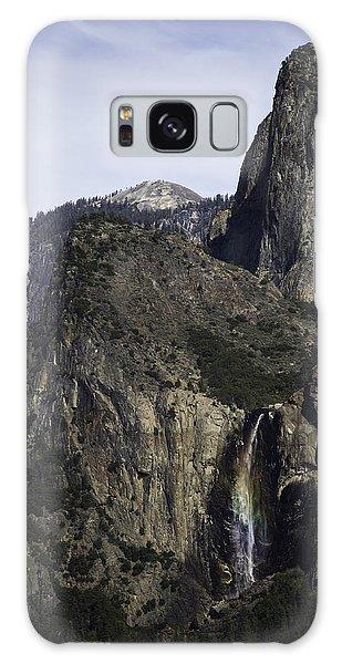 Yosemite Valley Rainbow Galaxy Case