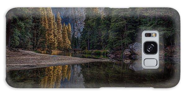 Yosemite Valley Reflections 1 Galaxy Case