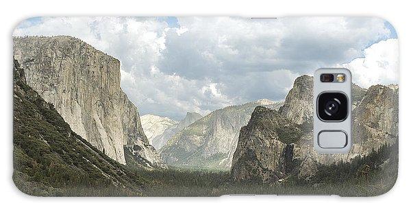 Yosemite Valley Yosemite National Park Galaxy Case