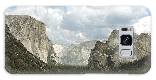 Yosemite Valley Yosemite National Park Galaxy Case