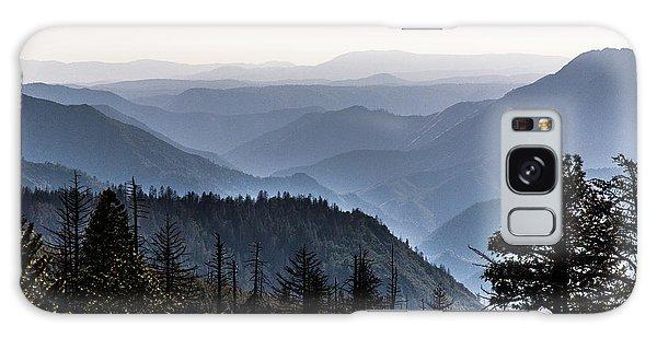 Yosemite View 27 Galaxy Case