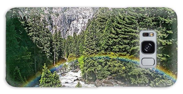 Yosemite View 29 Galaxy Case