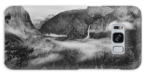 Yosemite Wawona Cloudscape Galaxy Case