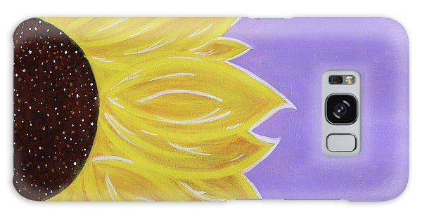 You Are My Sunshine Galaxy Case by Cyrionna The Cyerial Artist