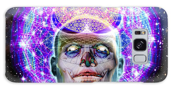 You Are Your Own God Take Responsablility Galaxy Case