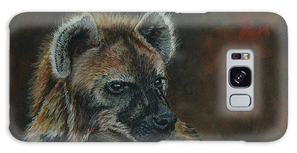 You Don't See Me Laughing......hyena Galaxy Case