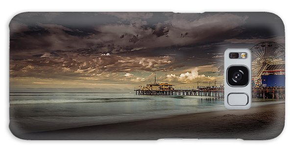 Enchanted Pier Galaxy Case