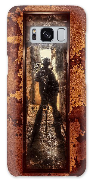 Zombies Galaxy Case - You Shot A Hole In My Soul by Evelina Kremsdorf