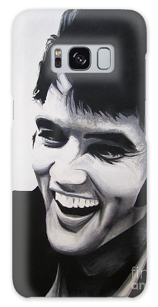 Young Elvis Galaxy Case