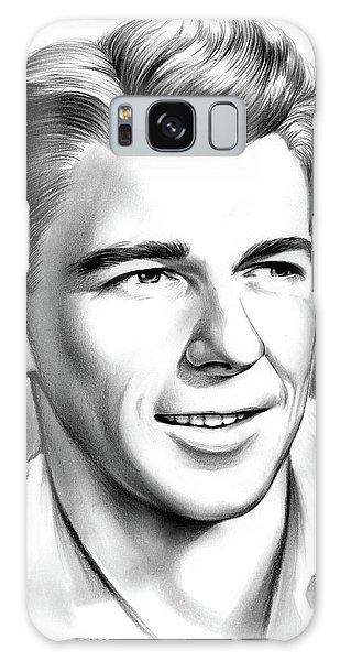 Young Reagan Galaxy Case