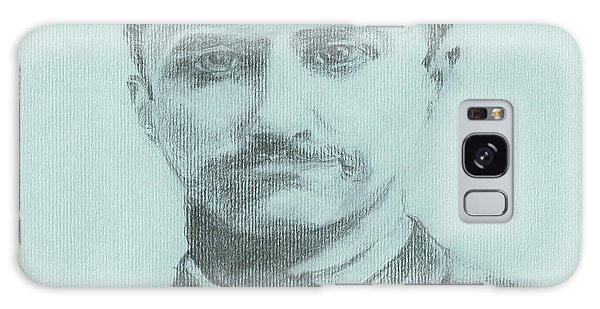 Young Theodore Roosevelt Galaxy Case