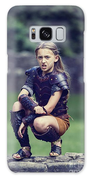 Cosplay Galaxy Case - Young Warrior by Amanda Elwell
