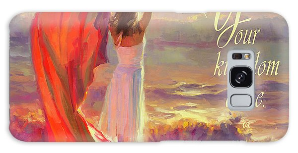 Reflections Galaxy Case - Your Kingdom Come by Steve Henderson