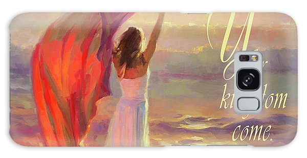 Spirituality Galaxy Case - Your Kingdom Come by Steve Henderson