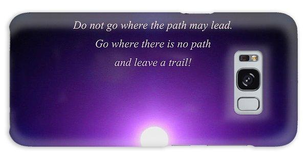 Your Path Galaxy Case