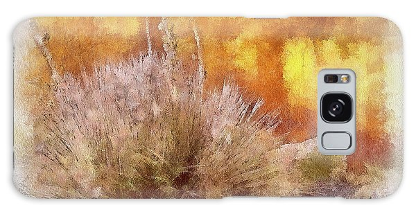 Yucca And Adobe In Aquarelle Galaxy Case