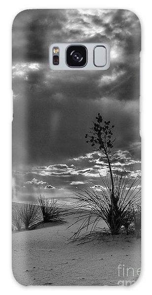 Yucca At Sunset Galaxy Case