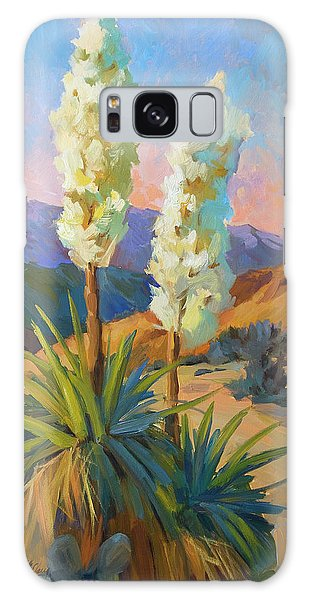 Yuccas Galaxy Case by Diane McClary