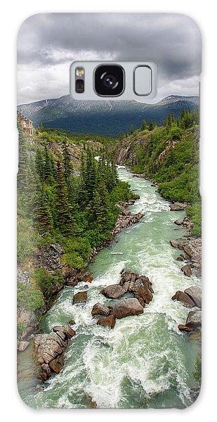 Yukon River Galaxy Case