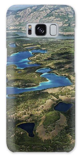 Yukon Territory Canada Galaxy Case