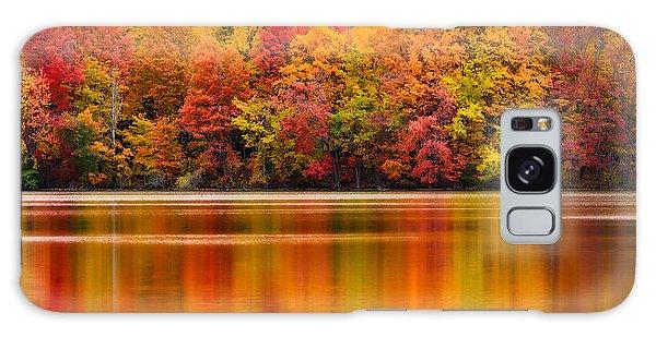 Yummy Autumn Colors Galaxy Case