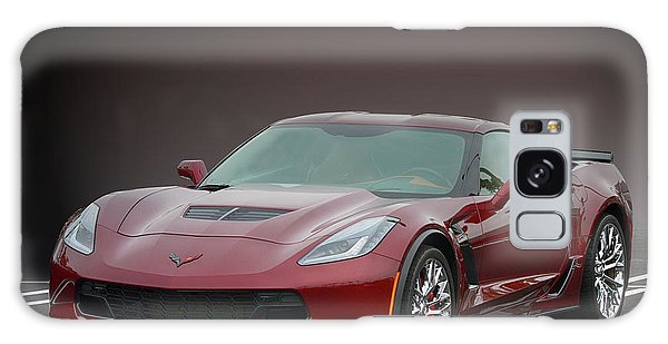 Z06 Vette At Cbad Galaxy Case