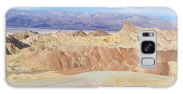Zabriski Point Panoramic Galaxy Case
